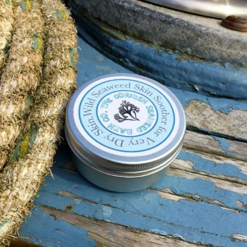 Wild Cornish Seaweed Natural Skin Balm 50ml | Simply Naturale